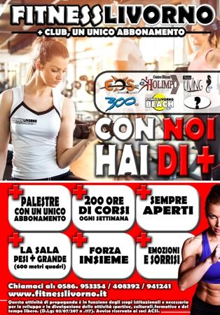 Palestre Fitness Livorno