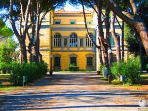 villa fabbricotti livorno