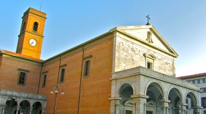 Duomo Piazza Grande Livorno
