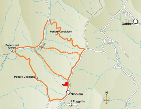 Valle del Chioma
