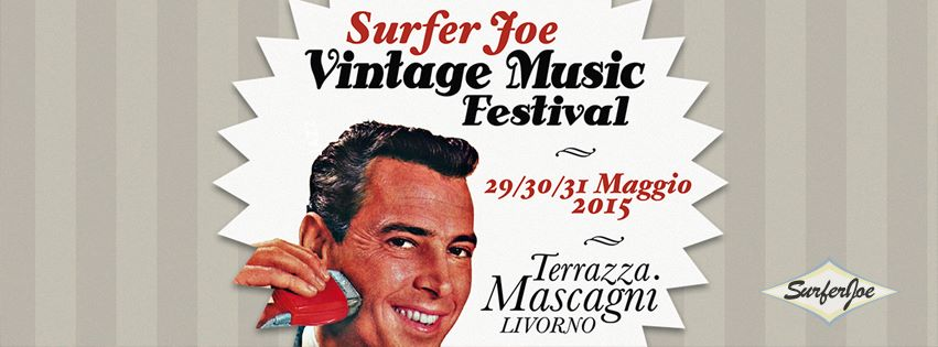 surfer joe vintage music