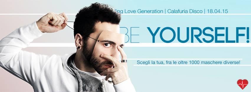 feeling love generation calafuria