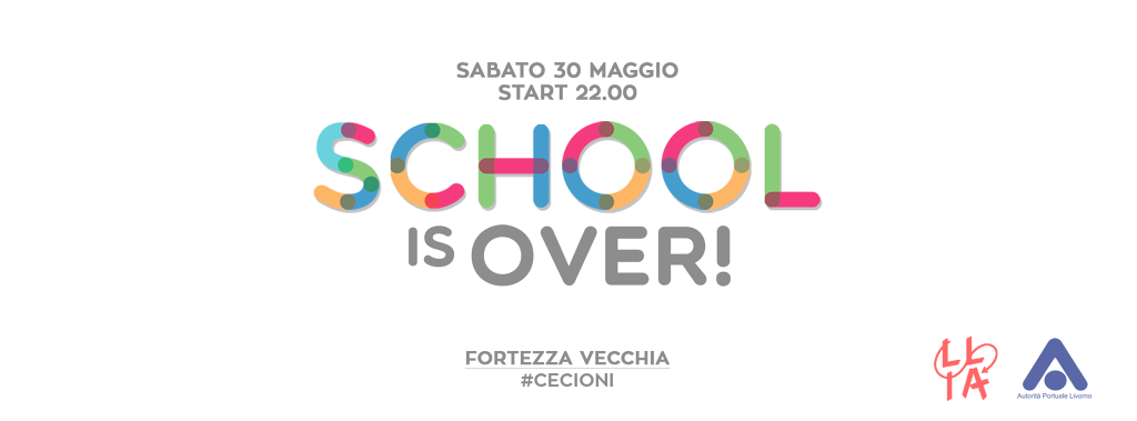 school is over cecioni livorno