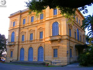 livorno villa mimbelli museo giovanni fattori