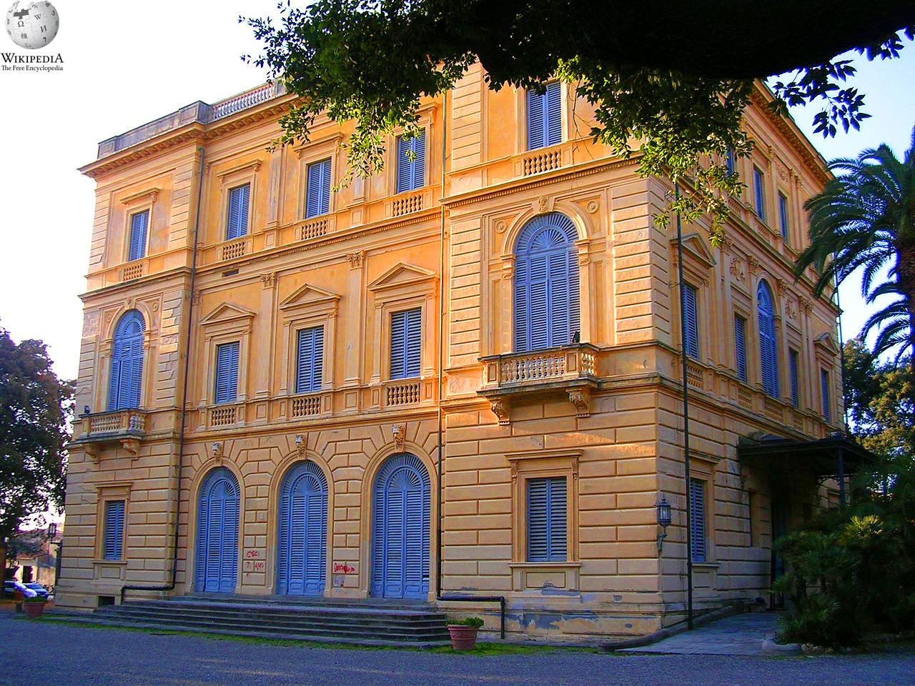"""Museo civico """"Giovanni Fattori"""""""