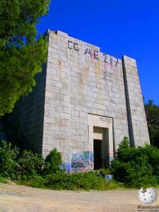 mausoleo ciano llivorno