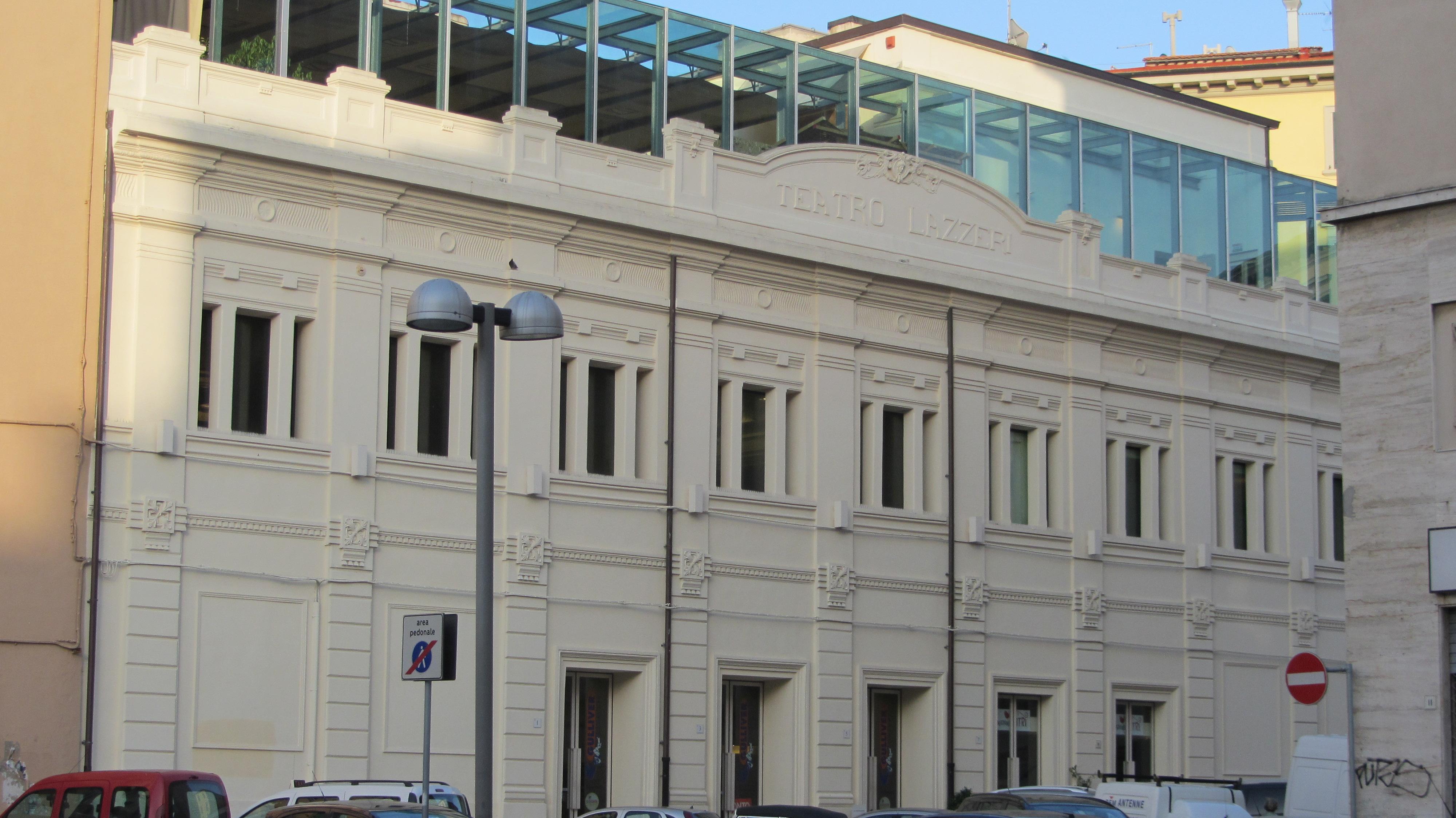 Ex cinema teatro Lazzeri