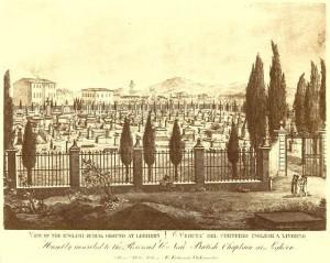 Antico cimitero inglese