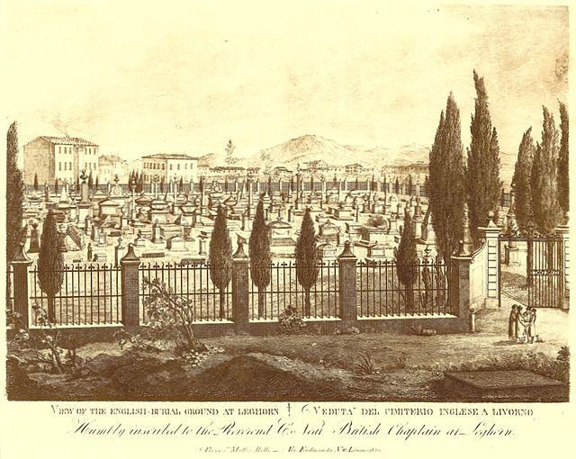 Antico cimitero degli inglesi
