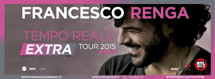 Francesco Renga in Concerto a Bolgheri!