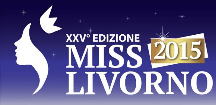 Miss Livorno 2015 alla Terrazza Mascagni