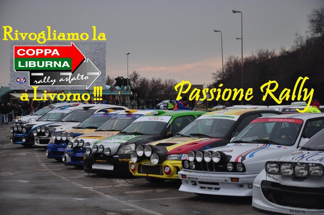 PASSIONE RALLY Auto Expo Livorno – 15Nov15