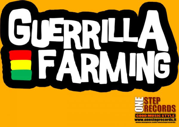 Opening Party 23/10 # Guerrilla Farming @ La Sentina (Livorno)