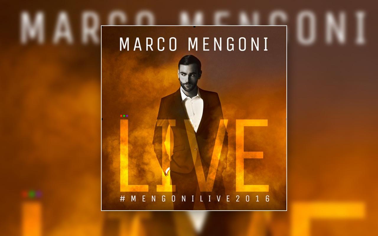 Marco Mengoni live @ Palamodì – 19MAG16