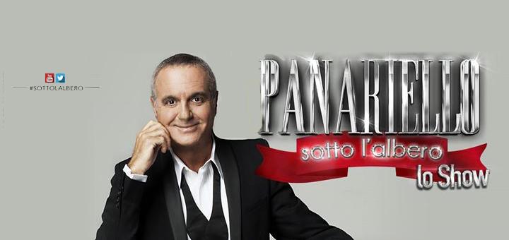 """""""Panariello sotto l'albero – lo Show"""" al Modigliani Forum! E in diretta su Rai1"""