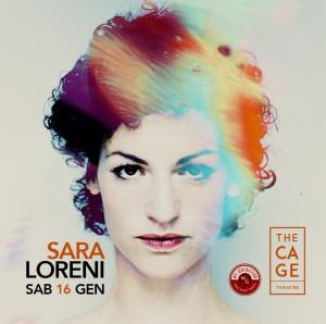 Sara Loreni xfactor livorno