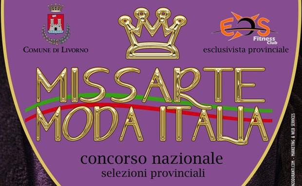 MISS ARTE MODA ITALIA 2016 – Selezioni a Livorno