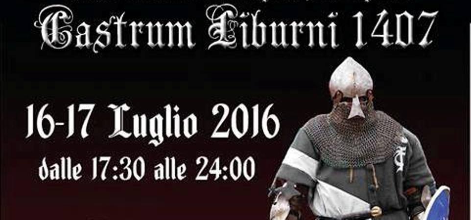 Castrum Liburni 1407, Rievocazione Medievale in Fortezza Vecchia. 2a Ediz.