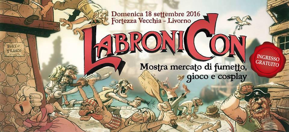 Labronicon, arriva il Livorno-Comix!!