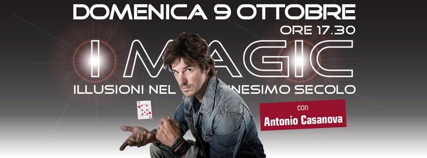 Antonio Casanova a Livorno, Domenica alla Porta a Mare!