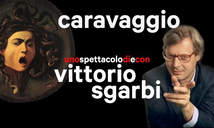 """Vittorio Sgarbi a Livorno per """"Caravaggio"""""""